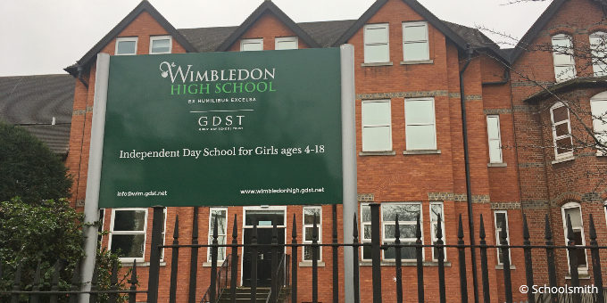 Wimbledon High Junior School, London SW19