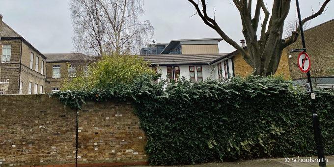 Winton Primary School, King's Cross, London N1