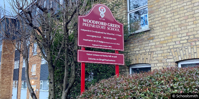 Woodford Green Preparatory School, IG8