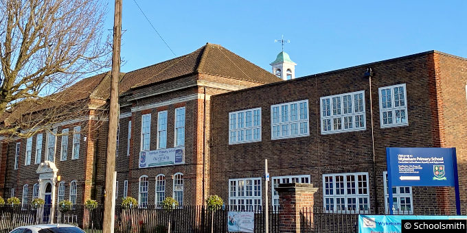 Wykeham Primary School, Neasden, London NW10