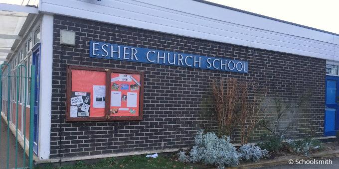 Esher Church School, KT10