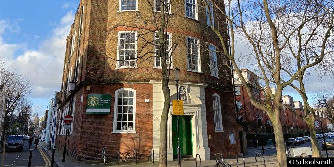 Oratory Roman Catholic Primary School, Chelsea, London SW3