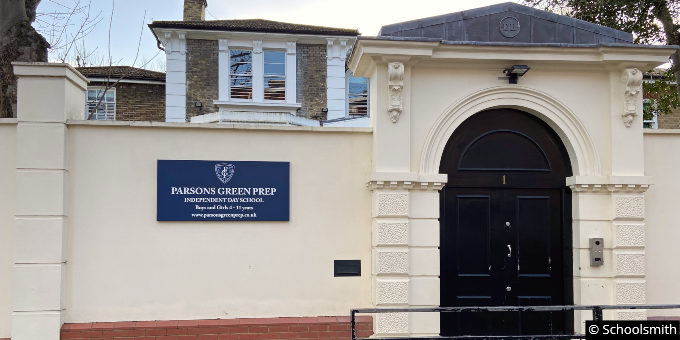 Parsons Green Prep, Fulham, London SW6