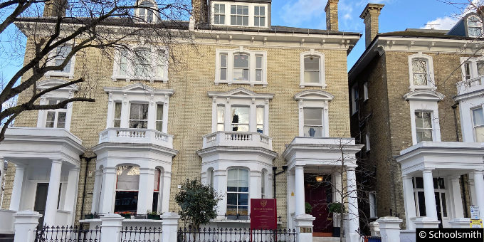 Redcliffe School, South Kensington, London SW10