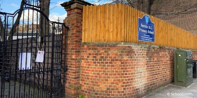 Servite Roman Catholic Primary School, Brompton SW10