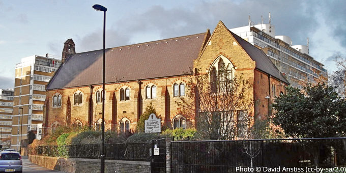 St Gabriel's Church of England Primary School, Pimlico