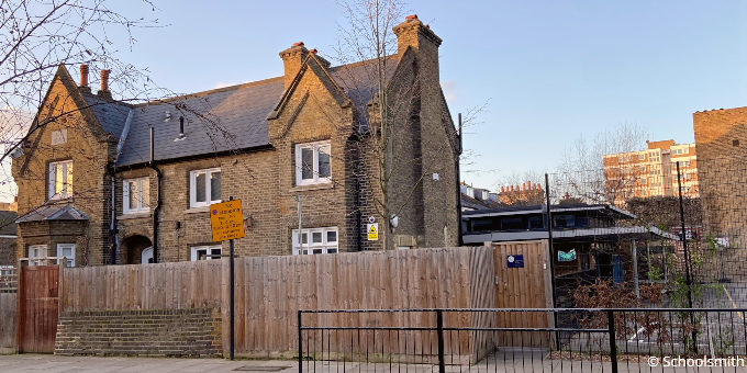 St Peter's Primary School, Hammersmith, London W6