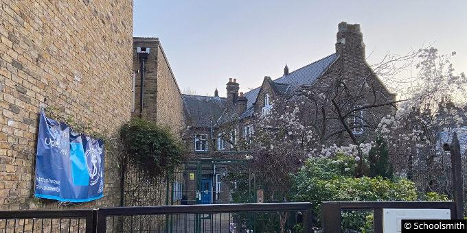 St Stephen's Church of England Primary School, Shepherd's Bush W12