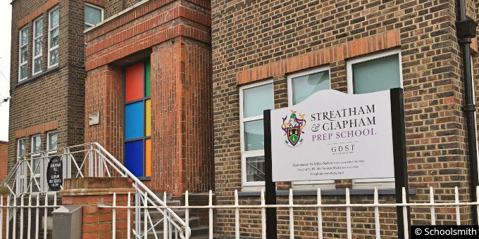 Streatham and Clapham High School, Prep, London SW2