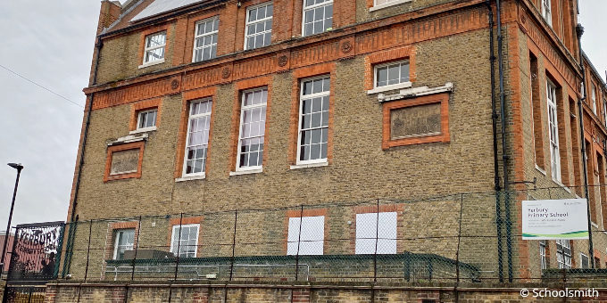 Yerbury Primary School, Archway, London N19
