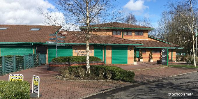 All Souls Church of England Primary School, Heywood OL10