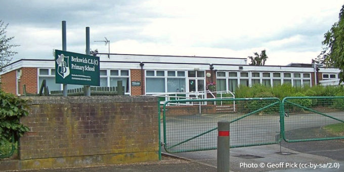 Berkswich Church of England Primary School, Stafford ST17
