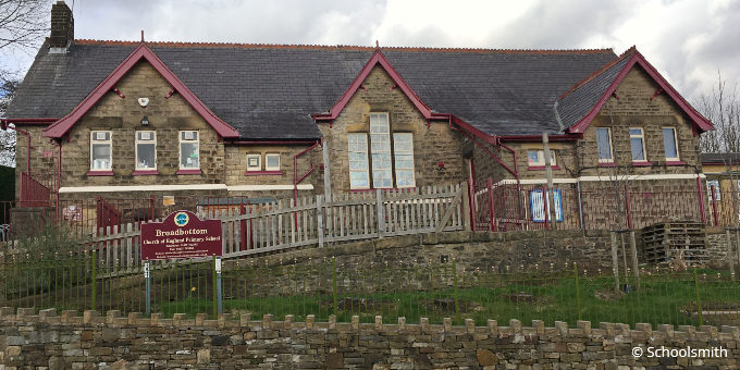 Broadbottom Church of England Primary School, Hyde SK14