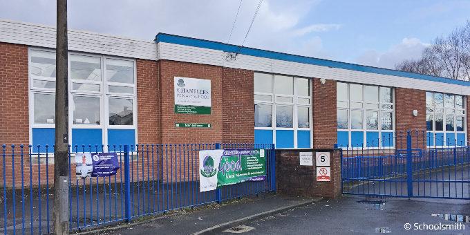 Chantlers Primary School, Bury BL8