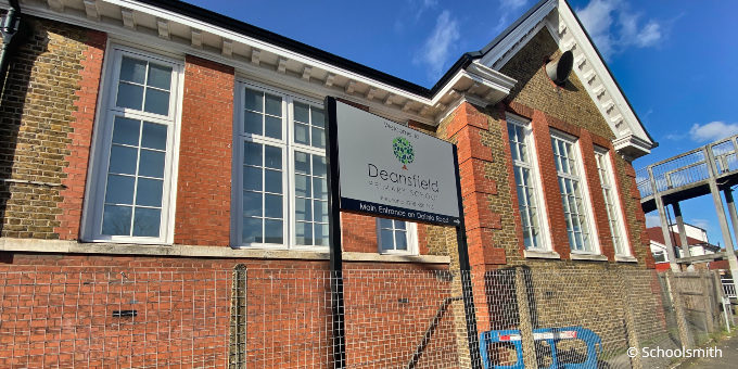Deansfield Primary School, Eltham, London SE9