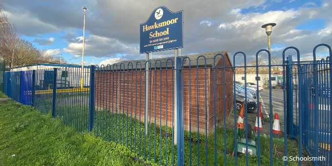 Hawksmoor School, Thamesmead, London SE28