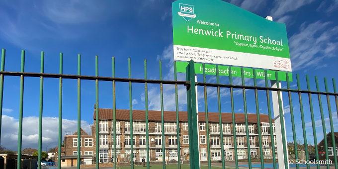 Henwick Primary School, Eltham, London SE9