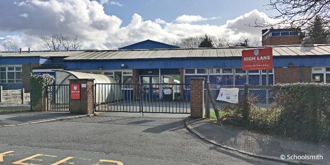 High Lane Primary School, Stockport SK6