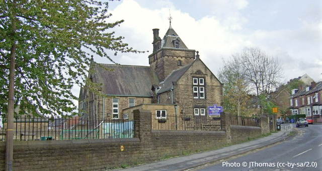 Hunter's Bar Junior School, Sheffield S11