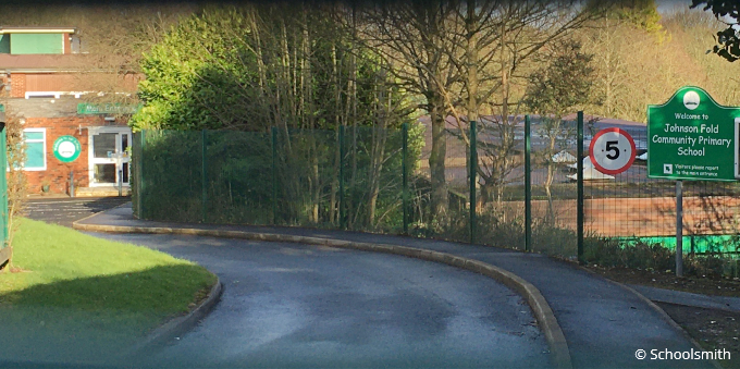 Johnson Fold Community Primary School, Bolton BL1