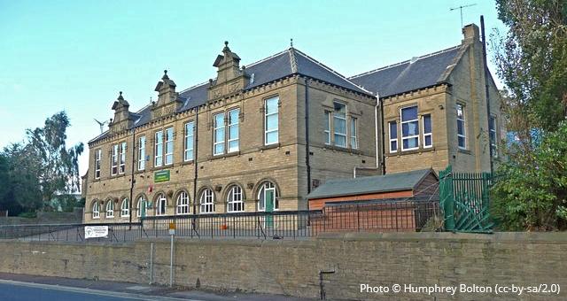 Luddendenfoot Academy, Halifax HX2