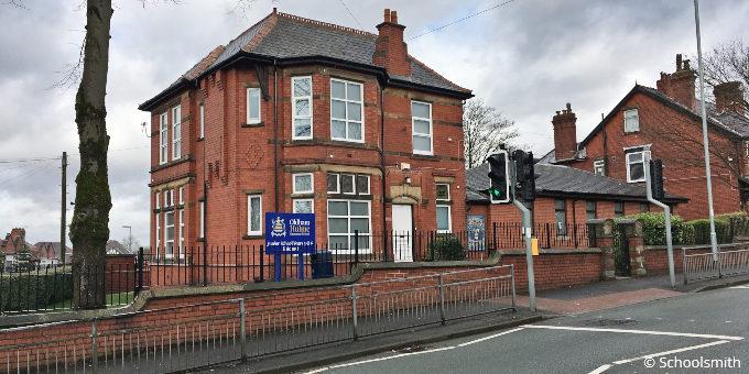 Oldham Hulme Grammar Schools, Junior School & Infants, OL8