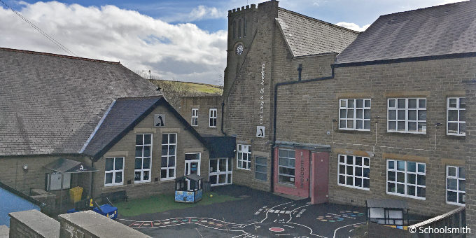 Our Lady and St Anselm's Roman Catholic Primary School, Whitworth