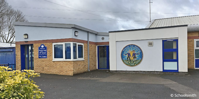 Propps Hall Junior Infant and Nursery School, Failsworth M35