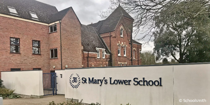 St Mary's School for Girls, Lower School, Colchester CO3