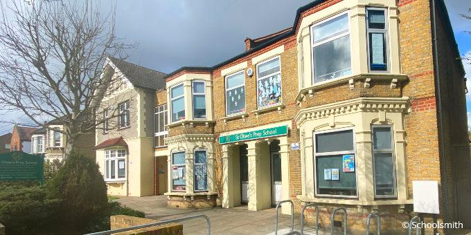 St Olave's Prep School, New Eltham, London SE9