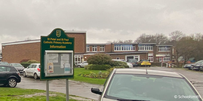 St Peter and St Paul Catholic Primary Academy, Orpington