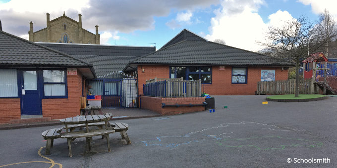St Peter's Catholic Primary School, Stalybridge SK15