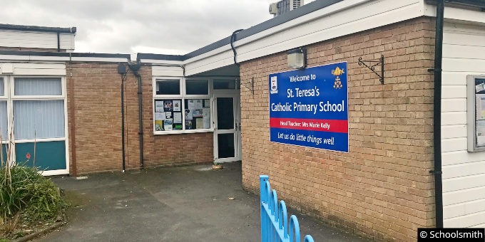 St Teresa's Catholic Primary School, Colchester CO3