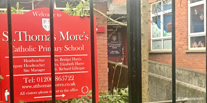 St Thomas More's Catholic Primary School, Colchester CO1