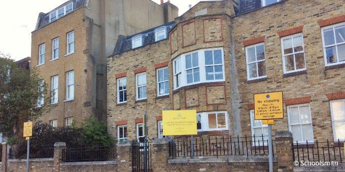 Keble Preparatory School, Winchmore Hill, London N21