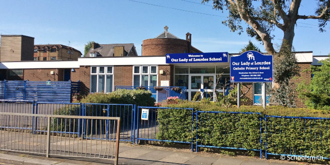 Our Lady of Lourdes Catholic Primary School, New Southgate N11