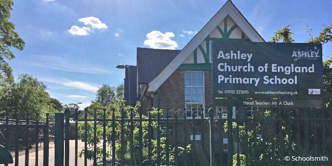 Ashley Church of England Primary School, Walton on Thames