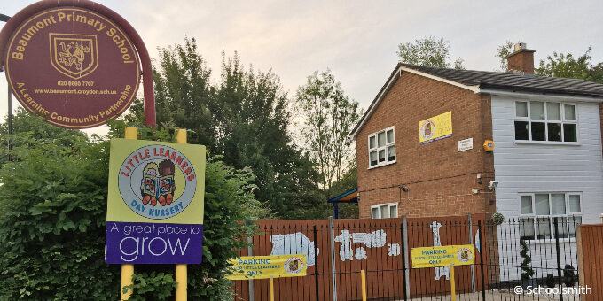 Beaumont Primary School, Purley CR8