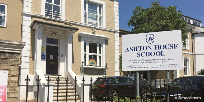 Ashton House School, Isleworth TW7