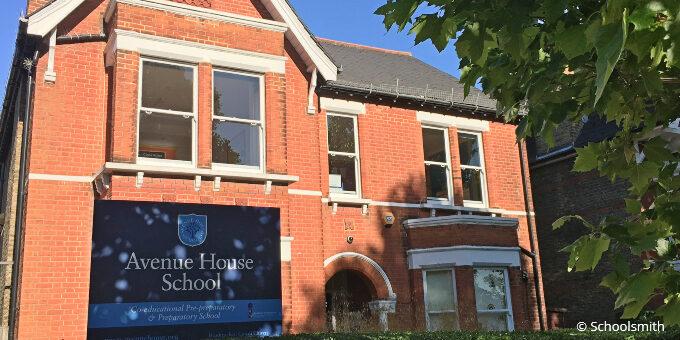 Avenue House School, Ealing, London W13