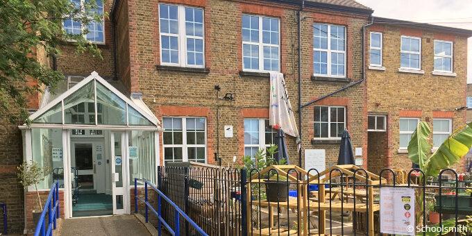 Belmont Primary School, Chiswick, London W4