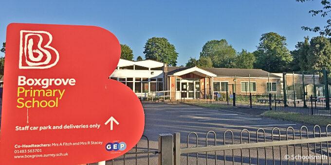 Boxgrove Primary School, Guildford GU1