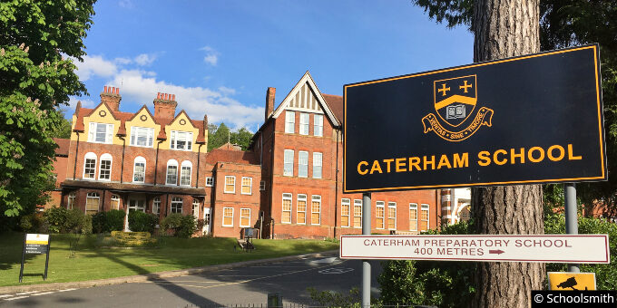 Caterham Preparatory School, CR3