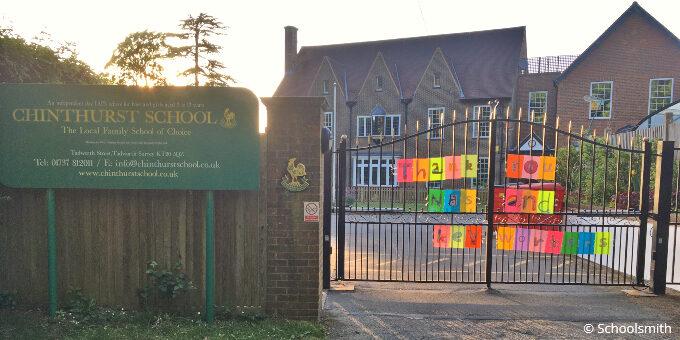 Chinthurst School, Tadworth KT20