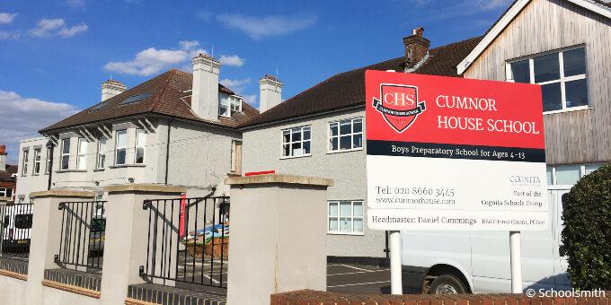 Cumnor House School for Boys, South Croydon CR2