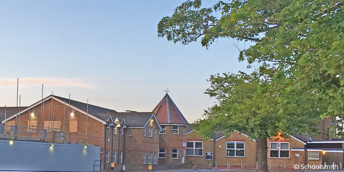 Downsend School, Leatherhead KT22