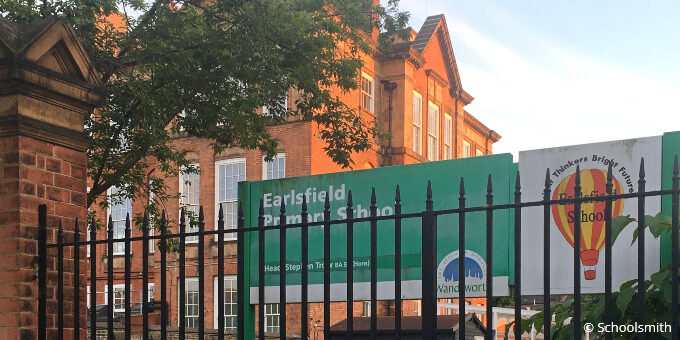 Earlsfield Primary School, London SW18
