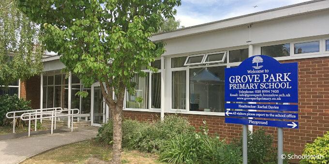 Grove Park Primary School, Chiswick, London W4