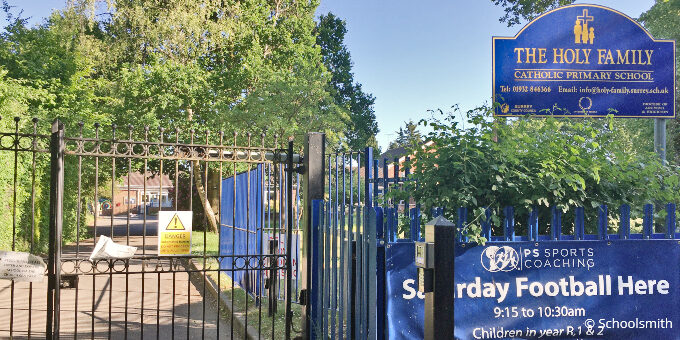 Holy Family Catholic Primary School, Addlestone KT15