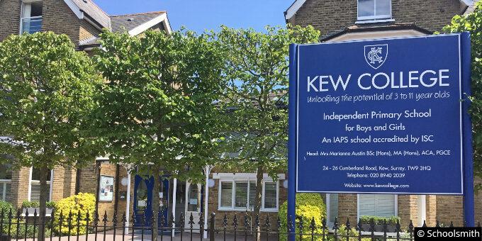 Kew College, Richmond TW9